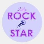 Pegatina de la estrella de Little Rock