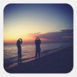 pegatina de la foto del instagram