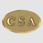 Pegatina de la guerra civil de CSA