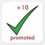 pegatina de la idea de Salesforce.com