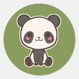 Pegatina de la panda