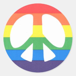 Pegatina de la paz:)