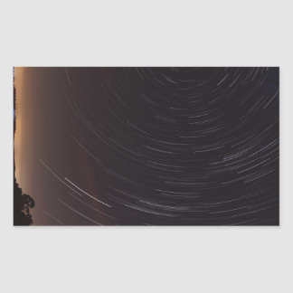 Pegatina de la raya 3 de la estrella