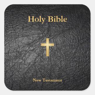 Pegatina de la Sagrada Biblia