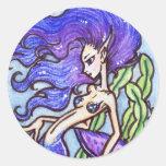 Pegatina de la sirena de Lanikai