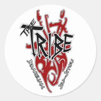 Pegatina de la tribu