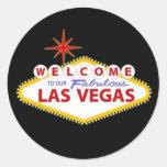 ¡Pegatina de Las Vegas - personalice sus los