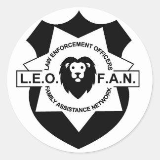 Pegatina de LEOFAN