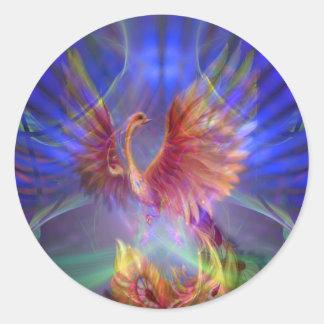Pegatina de levantamiento de Phoenix