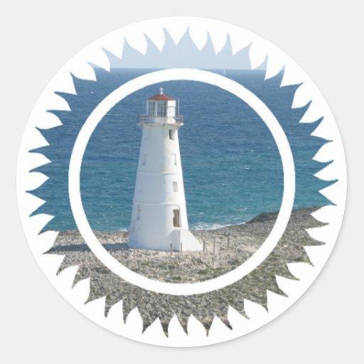 Pegatina de Lighthouse Design