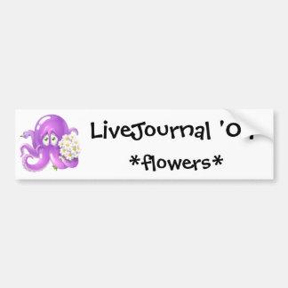 Pegatina de LiveJournal '09 Pegatina Para Auto