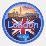 Pegatina de LONDRES