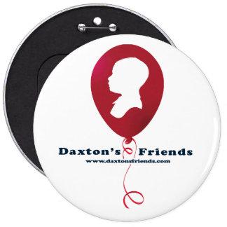 Pegatina de los amigos de Daxton oficial