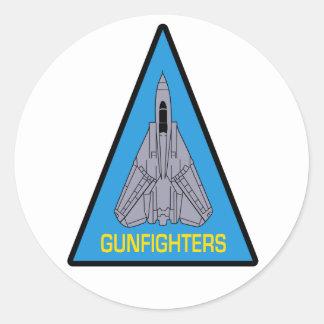 Pegatina de los Gunfighters VF-124