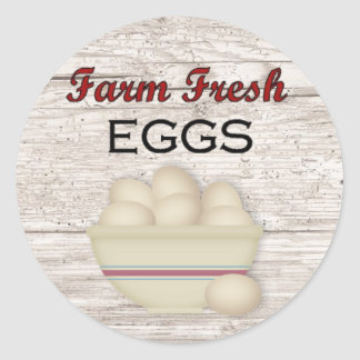 Pegatina de los huevos