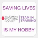 Pegatina de los salvares vidas