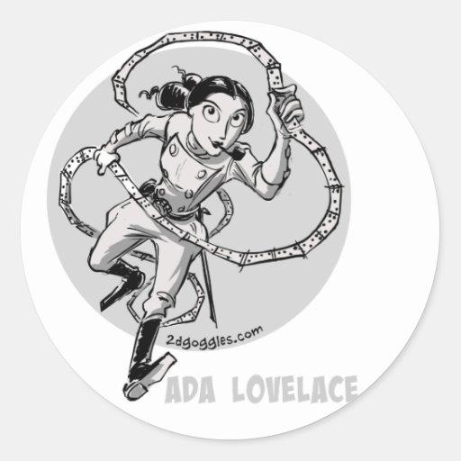 Pegatina de Lovelace