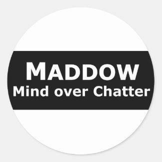 Pegatina de Maddow
