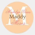 Pegatina de Maddy - modificado para requisitos