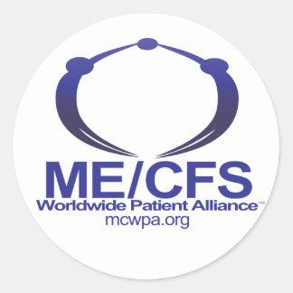 Pegatina de MCWPA