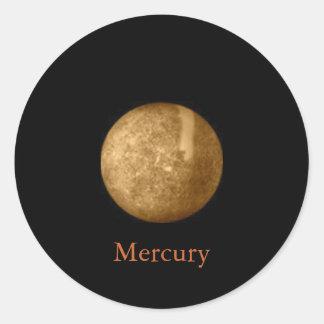 Pegatina de Mercury