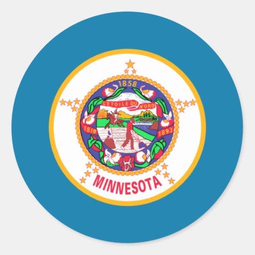 Pegatina de Minnesota