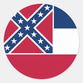 Pegatina de Mississippi