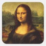 Pegatina de Mona Lisa