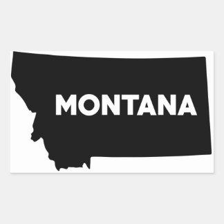 Pegatina de Montana