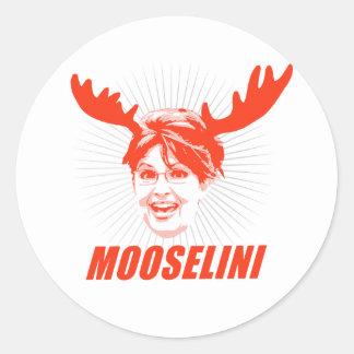 Pegatina de MOOSELINI