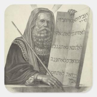 Pegatina de Moses