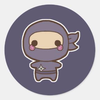 Pegatina de Ninja