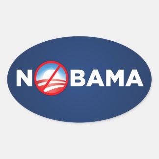 Pegatina de NoBama