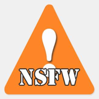Pegatina de NSFW