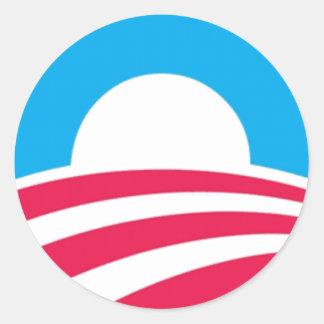 Pegatina de Obama