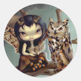 """Pegatina de """"Owlyn"""""""