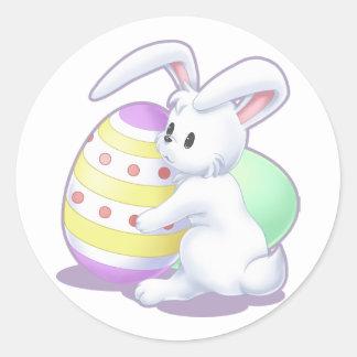 Pegatina de Pascua Lapu