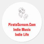 Pegatina de PirateScream