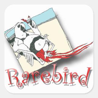 Pegatina de Rarebird