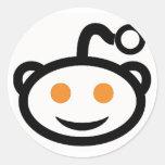Pegatina de Reddit