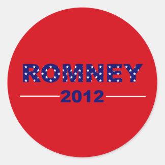 Pegatina de Romney