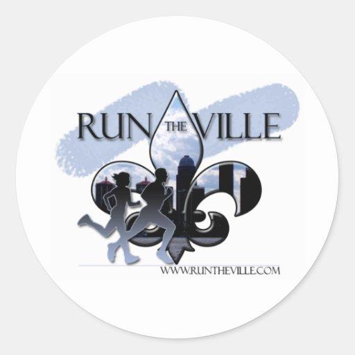 Pegatina de Runtheville