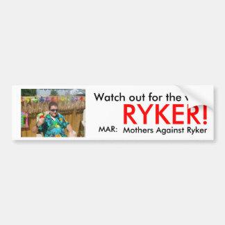 Pegatina de Ryker Pegatina Para Auto