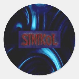 Pegatina de SINIKOL