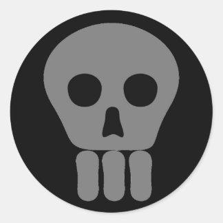 Pegatina de Skullz