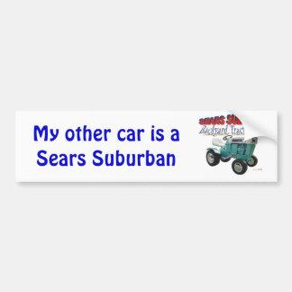 Pegatina de SSBTC Bumber Pegatina Para Auto