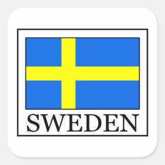 Pegatina de Suecia