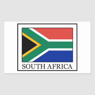 Pegatina de Suráfrica