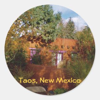 Pegatina de Taos Casita #2