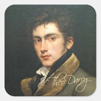 Pegatina de Theo Darcy